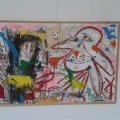 2007 afmeting 110x75 cm gedateerd en gesigneerd prijs op aanvraag