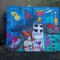2010 afmeting 120x100 kwaliteitsdoek en stevig frame veel verf zeer kleurrijk zoals de meeste schilderijen op mijn site is dit werk gefotografeerd voor afwerking om flitslicht te voorkomen in werkelijkheid oogt dit werk dus net even ietsje mooier zijkanten zijn meegeschilderd dus kan ook zonder lijst aan de muur gesigneerd en gedateerd  prijs op aanvraag